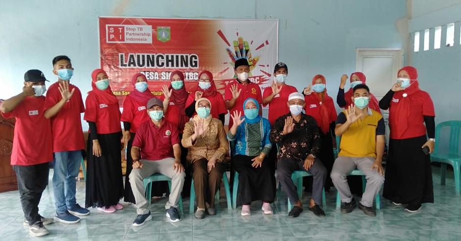 Pemkab Lombok Barat dan STPI Bersama Luncurkan Desa Siaga TBC di Desa Sandik