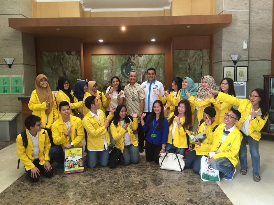 Foto-foto kegiatan PPTI Cabang Kota Depok