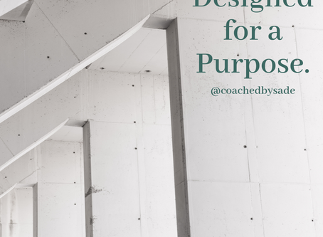 Four simple steps to bring your Purpose to life.
