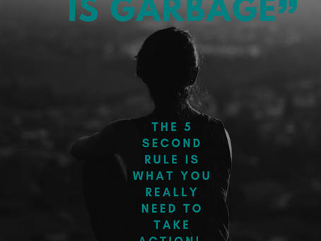 Motivation is garbage.