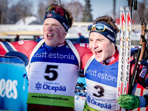 Grandstands of the Otepää World Cup are already filling up a year earlier