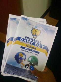 FVSU GameDay Football Guide