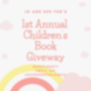 Copy of Copy of 1st Annual Childrens Boo