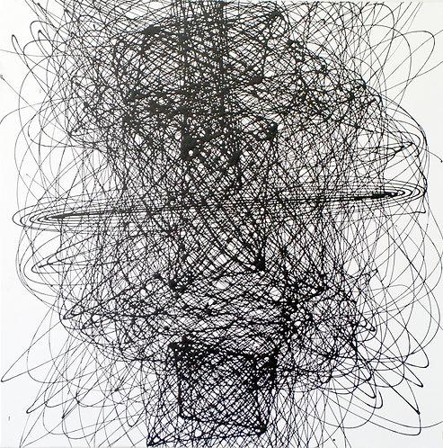 "Untitled 36""x36"" (2012)"