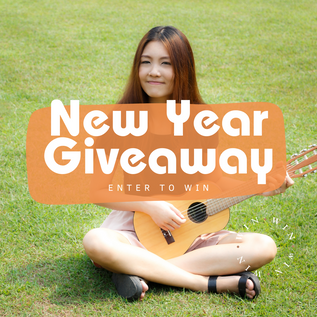 NEW YEAR GIVEAWAY (INSTAGRAM)
