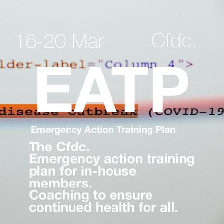 EATP - Week 3/16-3/20