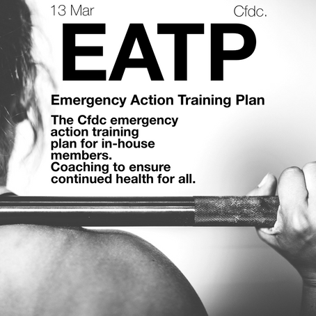 Emergency Action Training Plan (EATP)