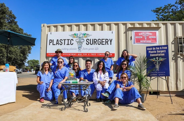 PLASTIC SURGERY TEAM