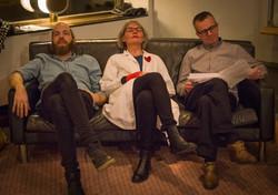 Ludwig, Kerstin och Åke