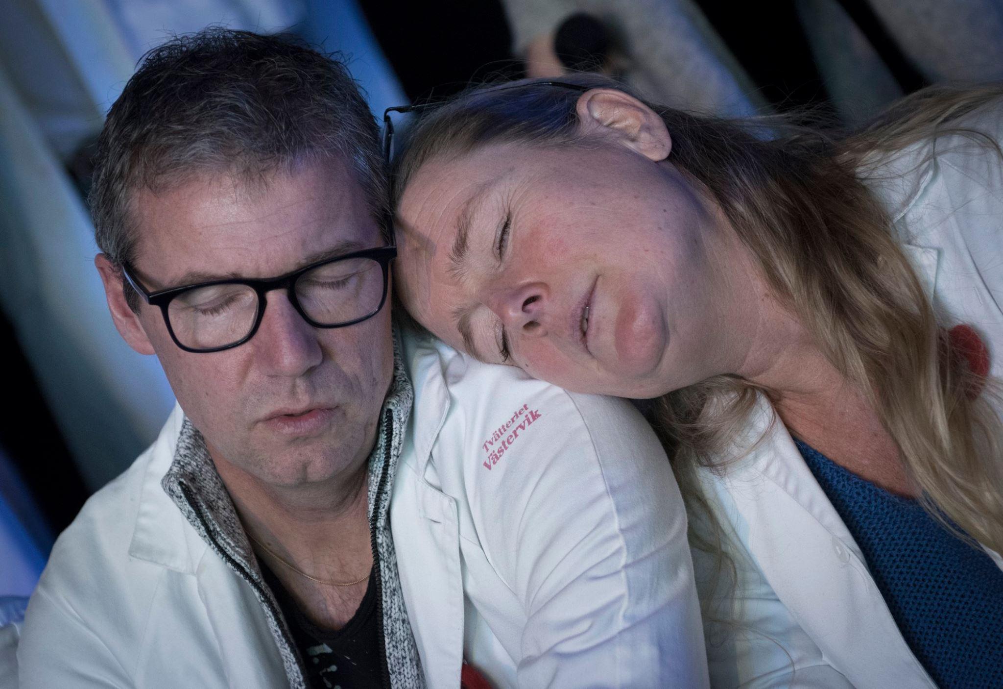 Magnus och Linda