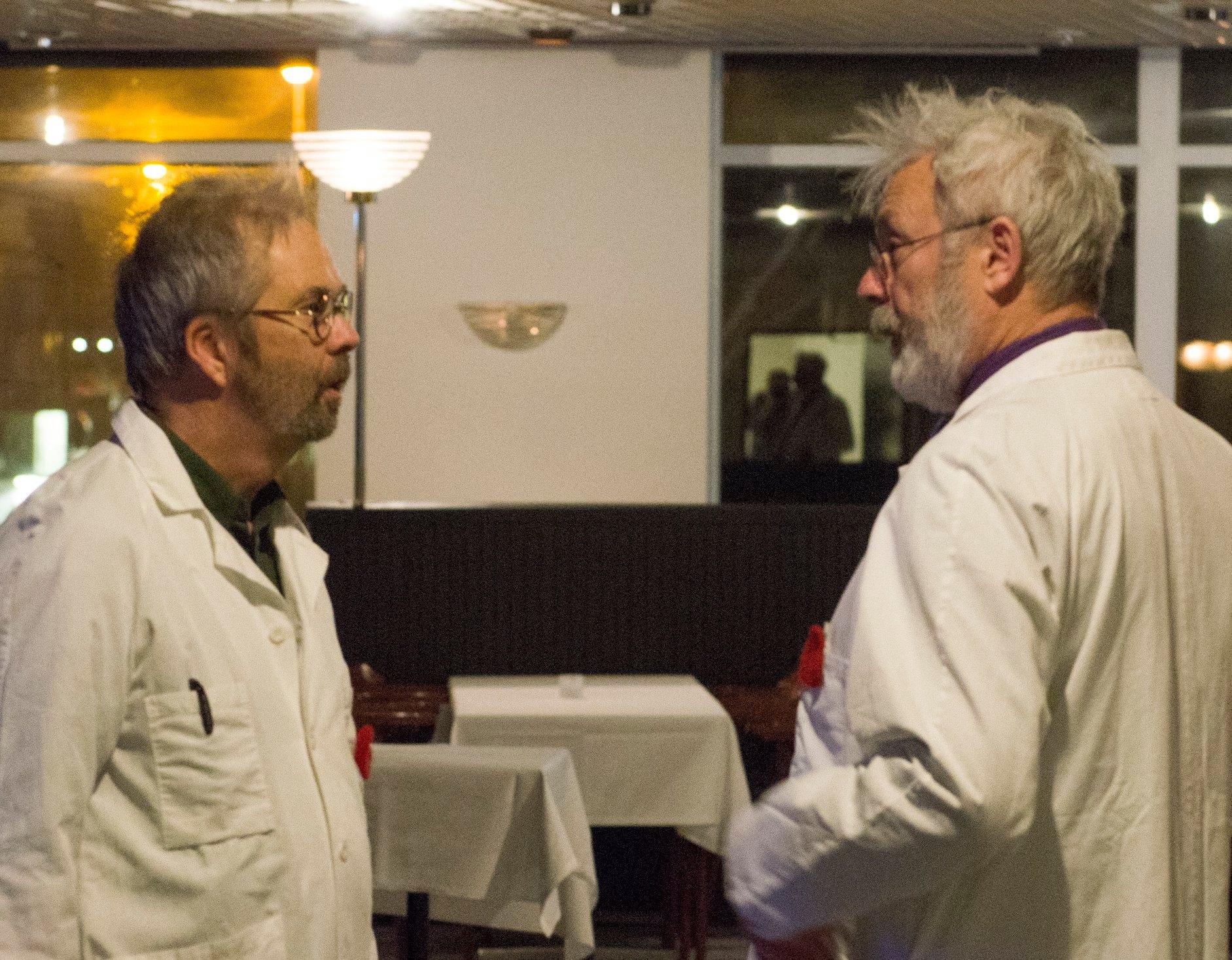Per och Johan