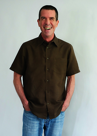 A photo of Brad Boney, author of quality gay fiction.