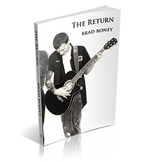 A 3D display image for The Return, by Brad Boney