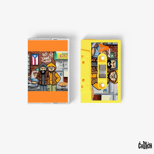 Nowhere Bloo Cassette
