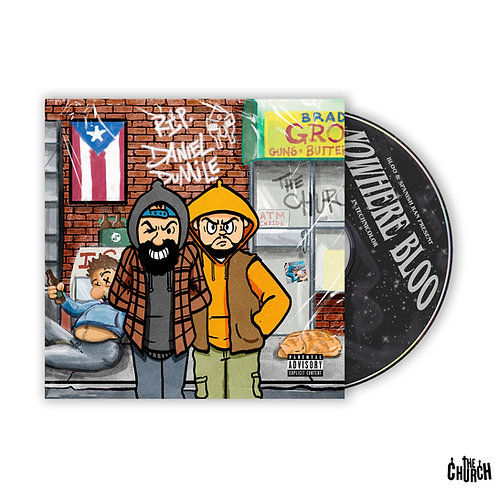 Nowhere Bloo CD
