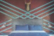 Dormitorio adolescente hombre, pieza de Amoato