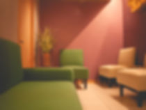 Sala de espera consultorio médico