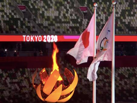 La luz en los juegos olímpicos de Tokio