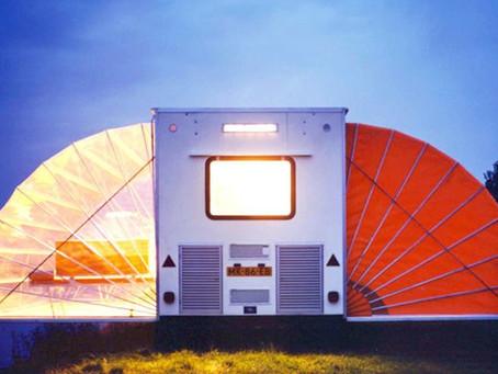 Llevar mi casa al bosque y mañana a la  playa, así es la arquitectura portátil