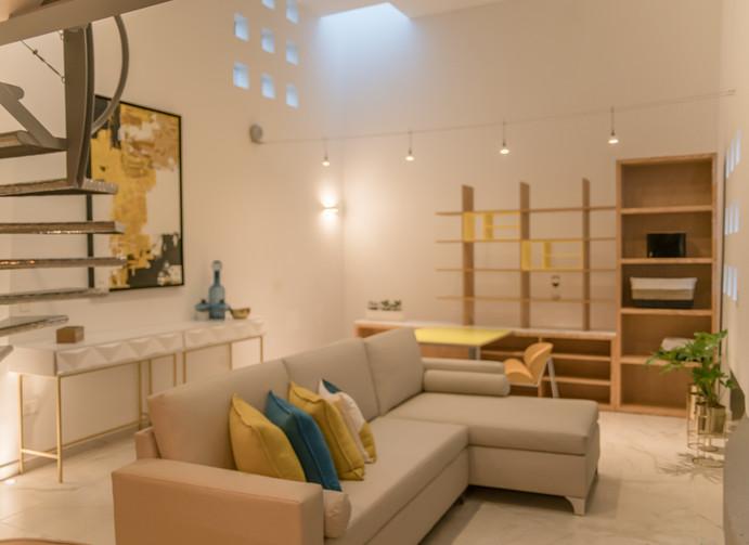 Loft 717 Interiorismo para Airbnb