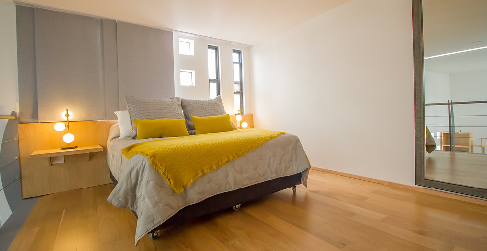 Bedroom design for Airbnb