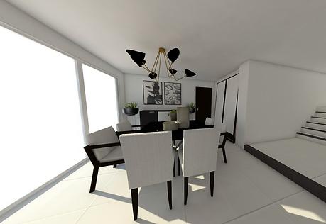 Presentación de proyecto en modelo 3D
