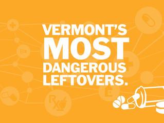 Vermont's Most Dangerous Leftovers