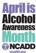 April is Alcohol Awareness Month!