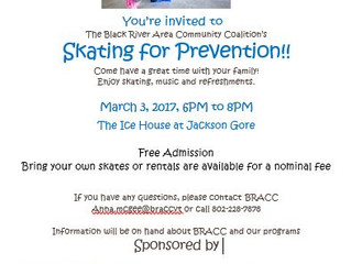 Skating for Prevention!