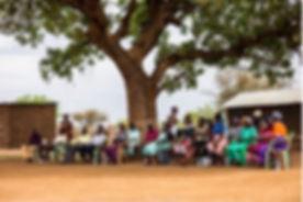 Community Workshop under tree, Juba.jpg
