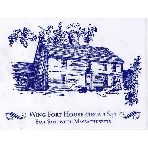 Fort House Decal