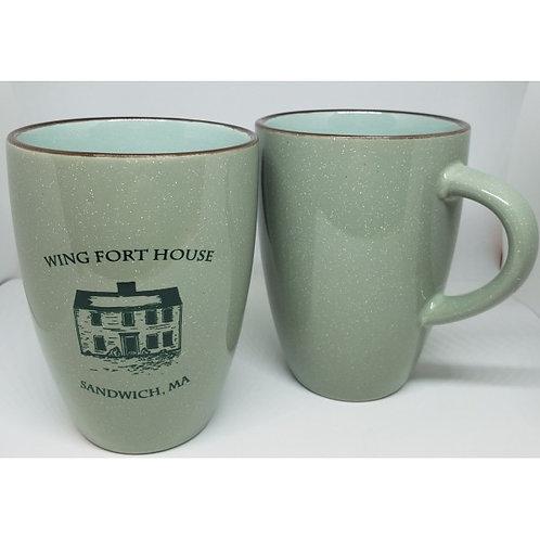 Wing Fort House Coffee Mug