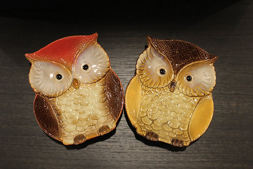 Owl Candy Dish