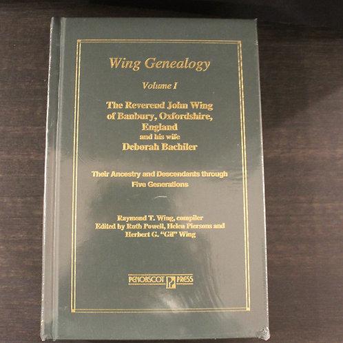 Wing Genealogy Volume 1