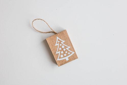 Boule de Noël - arbre boules