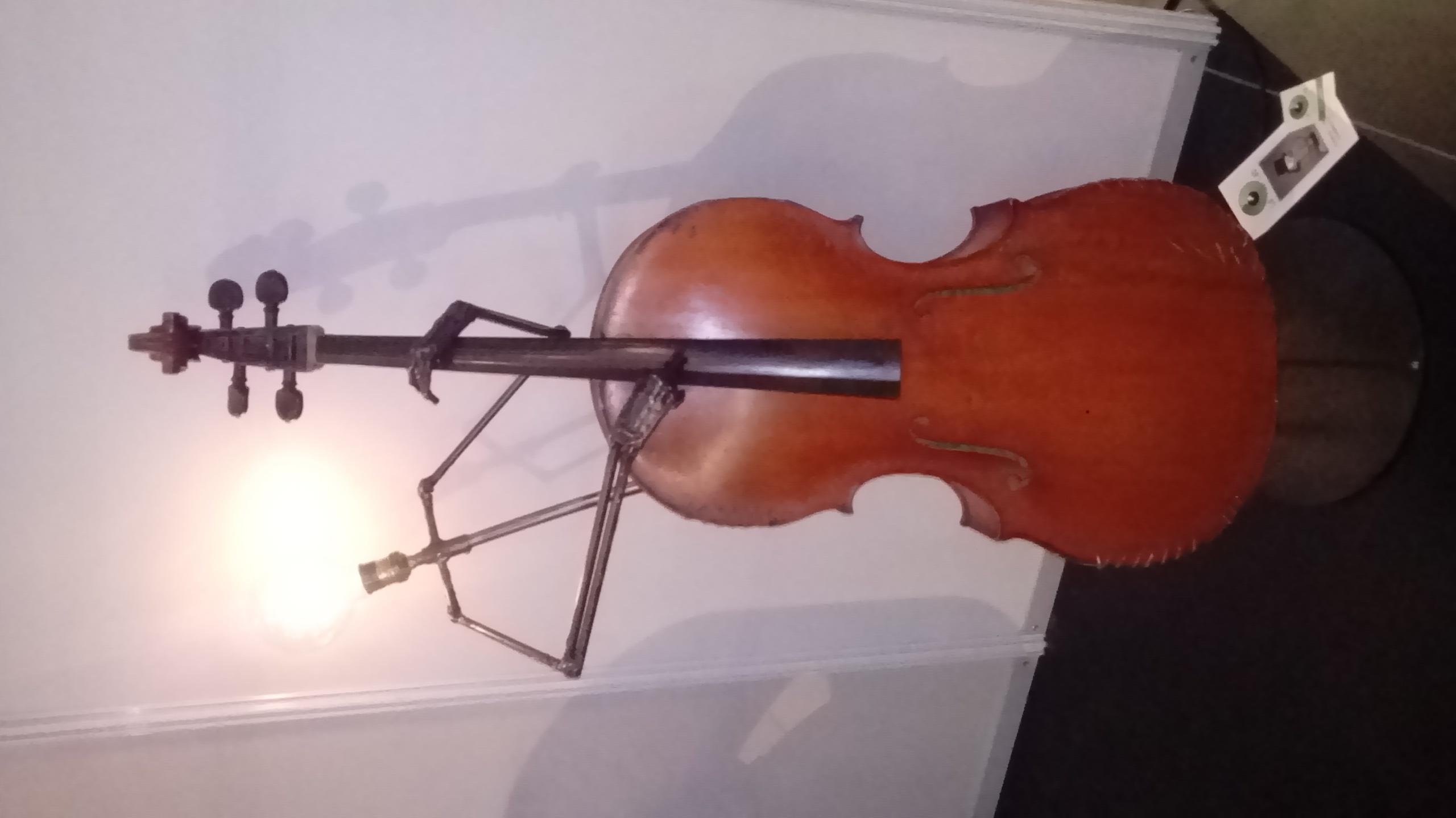 """""""Le Violoncelliste"""""""