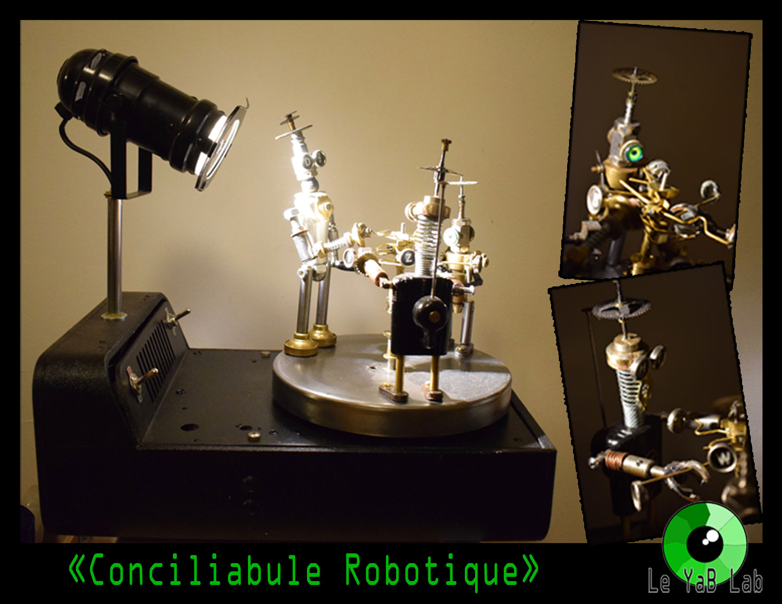 Conciliabule-Robotique