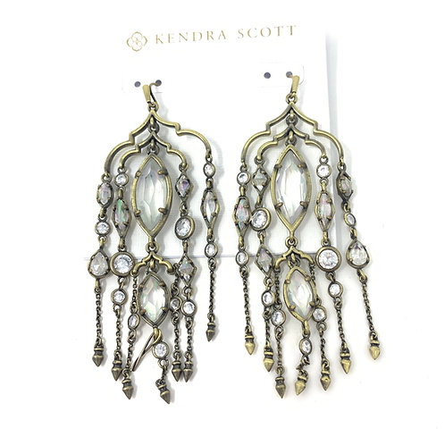 Kendra Scott Chandelier Earrings