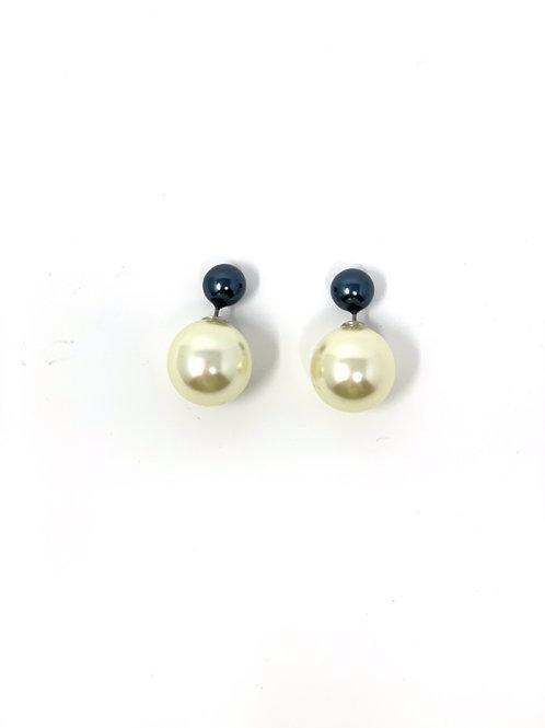 Cabi Reversible Duo Earrings