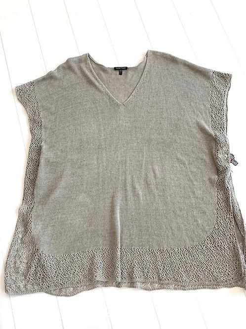 Eileen Fisher Linen Pullover Tunic - Sx XL