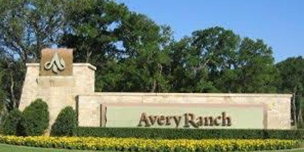 Avery Ranch Neighborhood-Wide Yard Sale Event
