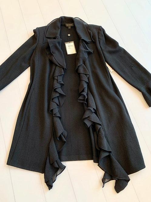 St. John NEW w/TAG Black Jacket - Sz 10