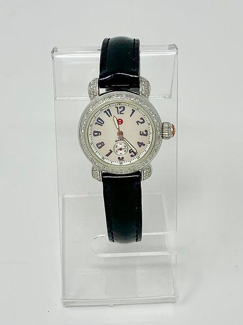 Genuine Michele CSX Watch w/22 InterchangeableBands