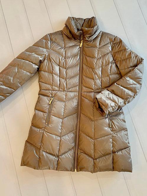 Michael Kors Quilted Puffer Coat -- Sz Medium