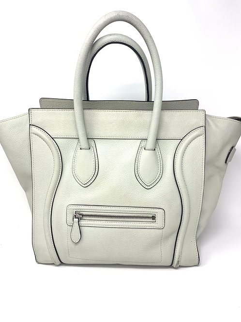 Celine Mini Luggage Bag