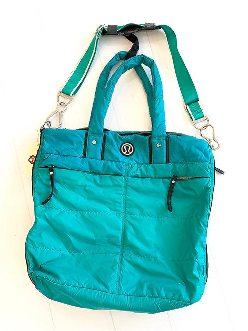 Lululemon Quilted Gym Bag