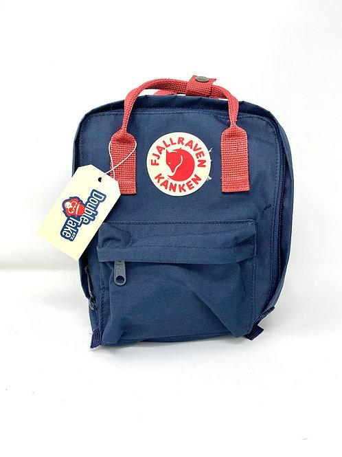 Fjallraven Kanken Mini Kid's Backpack - Navy