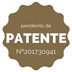 Pendiente de patente