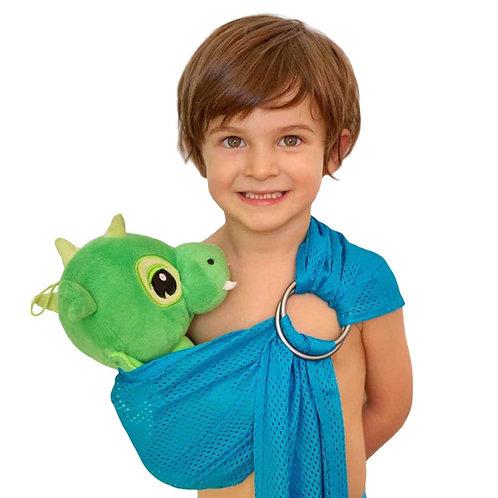 Mini Bandolera juguete Quokkababy azul