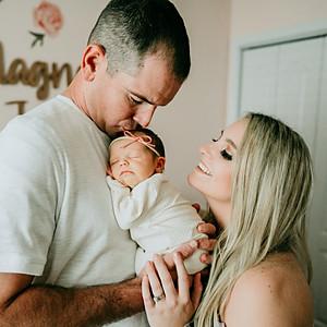 Magnolia's Newborn